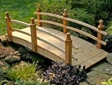 Water Garden Bridge