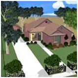 Plan3D.com - Design your own home, renovation or landscape with this easy, inexpensive online service.