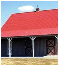 Great Prices on Steel Roofing and Siding for Contractors and DIY Builders at MetalRoofingSource.com