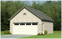 Choose from over 250 garage, carriage house and carport plans at HousePlans.net