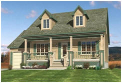 HousePlans.net has hundreds of plans for all styles of small cottages