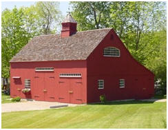 Find Old New England Style, Post & Beam Barn Building Kits at CountryCarpenters.com