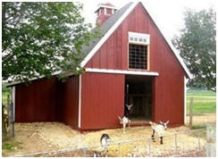 Small Barn Plans - Architect Don Berg has dozens of designs of inexpensive pole-frame barns for you to choose from.