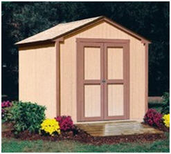 Storage Sheds and Storage Shed Kits at Wayfair.com