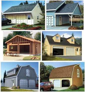WOOD Magazine's Garage Plans and DIY Garage Building Guide - Choose from dozens of styles and sizes at WoodStore.com, download your plans and start on a new garage today.